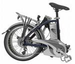 Flyer elektrische fietsen-Flyer Vouwfiets
