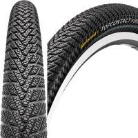 Winterbanden voor de fiets-Continental Topcontact