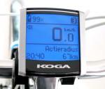 Elektrische fiets computer