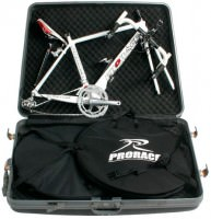 fiets in het vliegtuig-fietskoffer